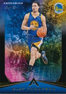 2017-18 PANINI ASCENSION Black Parallel Klay Thompson 【1枚限定】Rookie Star RS13様