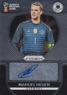 2018 Panini Prizm World Cup Signatures Manuel Neuer/MINT浦和店 浦和のうさぎちゃん