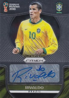 2018 Panini Prizm World Cup Signatures Rivaldo/MINT浦和店 浦和のうさぎちゃん