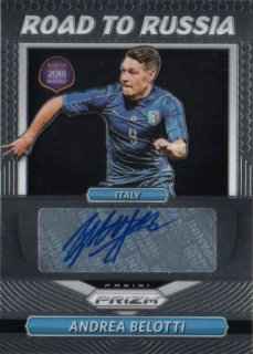 2018 Panini Prizm Road to Russia Signature Andrea Belotti MINT梅田店 E.D. Styles様