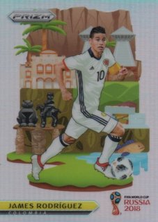 2018 Prizm World Cup National Landmarks James Rodriguez / MINT池袋店 OH様