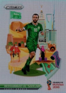 2018 Prizm World Cup National Landmarks Mohammad Al-Sahlawi / MINT池袋店 OH様