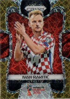 2018 Prizm World Cup Gold Lazer Parallel Base Ivan Rakitic 【15枚限定】 / MINT池袋店 OH様