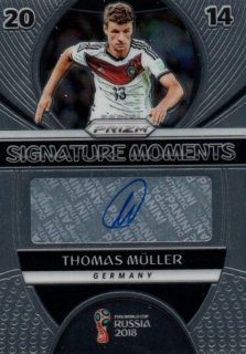 2018 Prizm World Cup Signature Moments Thomas Muller / MINT池袋店 KZY様