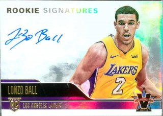 2017-18 Panini Vanguard Rookie Signatures Lonzo Ball【99枚限定】ミント札幌店 カビー様