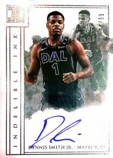 2017-18 Impeccable Indelible Ink (Rookie) Dennis Smith Jr. 【99枚限定】 / MINT池袋店 テラ京様
