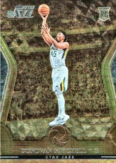 2017-18 OPULENCE Rookie Silver Donovan Mitchell【25枚限定】えびすスポーツカード kuma様