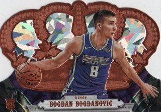 17-18 Panini Crown Royale Crown Crystal Parallel Bogdan Bogdanovic【99枚限定】MINT梅田店 ジョーダン様
