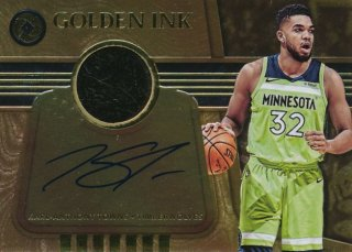 Rookie Star RS16様 2017-18 PANINI OPULENCE Auto Karl-Anthony Towns 20枚限定