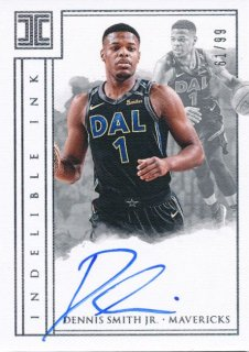 Rookie Star RS64様 2017-18 PANINI IMPECCABLE RC Auto Dennis Smith Jr. 99枚限定