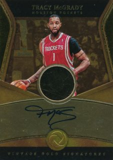 Rookie Star RS64様 2017-18 PANINI OPULENCE Auto Tracy McGrady 20枚限定