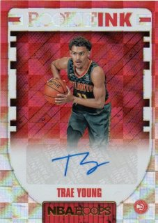 18-19 Panini NBA Hoops Rookie Ink Trae Young MINT梅田店 ジョーダン様