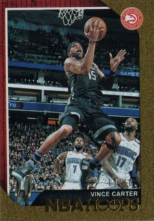 2018-19 PANINI HOOPS Gold Parallel Vince Carter【10枚限定】MINT福岡店 ハーダウェイ様