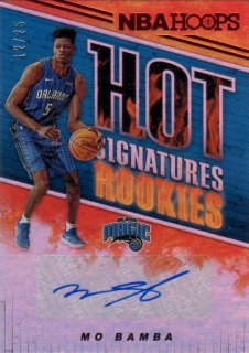 2018-19 PANINI HOOPS Hot Signatures Rookies Red Mo Bamba【25枚限定】/ MINT千葉店 大志60様