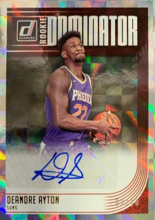 2018-19 PANINI DONRUSS Rookie Dominators Gold Deandre Ayton 【10枚限定】 / MINT新宿店 ねりまつ様