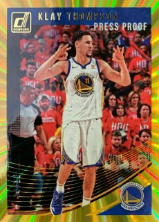2018-19 PANINI DONRUSS Gold Klay Thompson 【10枚限定】 / MINT新宿店 ジョーカー様