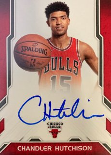 2018-19 PANINI DONRUSS Next Day Autograph Chandler Hutchison / MINT新宿店 ジョーカー様