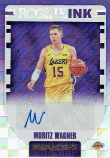 2018-19 PANINI HOOPS Rookie Ink Autograph Card Moritz Wagner  / MINT立川店 トミタロウ様