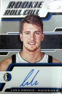 2018-19 Panini Certified Rookie Roll Call Luka Doncic ミント札幌店 カリオタ様