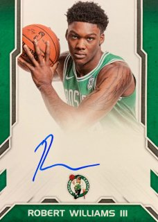 2018-19 PANINI DONRUSS Next Day Autographs Robert Williams � / MINT新宿店 k@i様