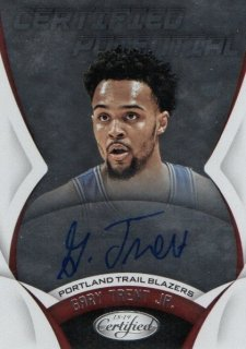 18-19 Panini Certified Potential Autograph Gary Trent Jr. MINT梅田店 ジョーダン様
