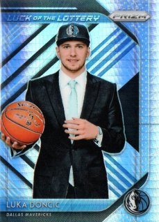 2018-19 PANINI PRIZM Luck of the Lottery Hyper Luka Doncic / MINT吉祥寺店 SUE様