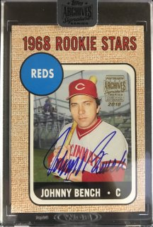 2018 Topps  Archives Signature Series Retired Player Edition Autograph/MINT新宿店 Tony様