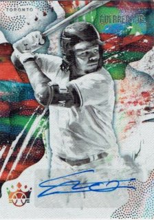 2019 PANINI DIAMOND KINGS Signatures Vladimir Guerrero Jr. / MINT立川店 高山祐輔様[4月]