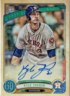 2019 TOPPS GYPSY QUEEN Autograph Card Kyle Tucker / MINT立川店 第八係様[4月]