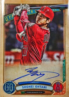 2019 Topps Gypsy Queen Autograph Shohei Ohtani /MINT福岡店 Tapioka22様[4月]