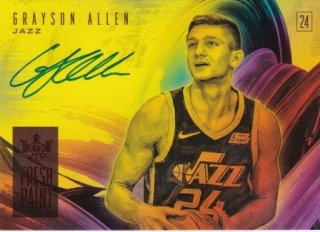 2018-19 Panini Courtkings Flesh Paint Autographs Grayson Allen【49枚限定】/MATCHUP HYU様