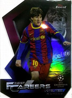 2018-19 Topps Finest UEFA Champions League Die-Cut  Messi MINT池袋店 y@m@様【6月】