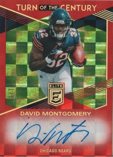 2019 PANINI Donruss Elite Turn of the Century Autograph Red D.Montgomery / MINT新宿店 翼をさずける様[7月]