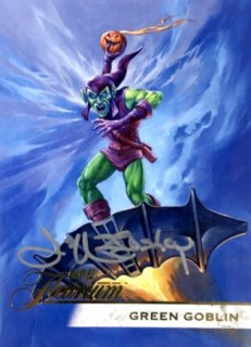 2019 UPPER DECK Flair Marvel Artist Autograph Parallels Jeff Easley 【30枚限定】 / MINT浦和店 グリーンゴブリン様[7月]