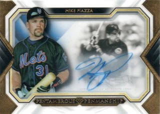 2019 Topps Five Star Autograph Mike Piazza【10枚限定】MINT梅田店 N様[9月]