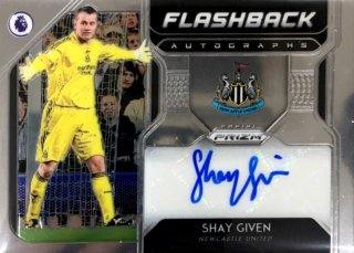 2019-20 Prizm Premier League Flashback Autographs Shay Given / MINT浦和店 KAEDE様[9月]