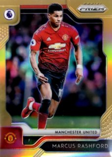 2019-20 Prizm Premier League Base Orange Marcus Rashford 【25枚限定】 / MINT浦和店 KAEDE様[9月]