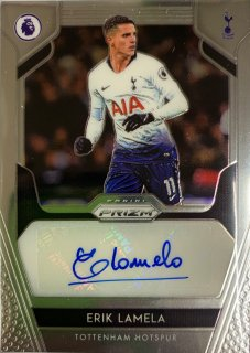 2019-20 Prizm Premier League Signatures Erik Lamela / MINT浦和店 KAEDE様[9月]