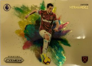 2019-20 Prizm PL Color Blast Gold Power Javier Hernandez 【1/5 1ST NO.】 / MINT浦和店 KAEDE様[9月]