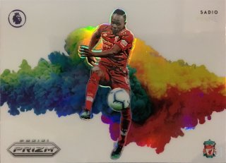 2019-20 Panini Prizm Premier League Color Blast Sadio Mane ミント札幌店 わーげん様[10月]