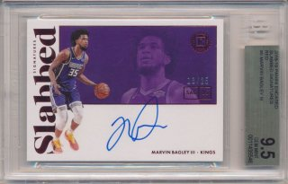 2018-19 Panini Encased RC Auto Marvin Bagley【25枚限定】/Rookie Star店 RS18様[10月]