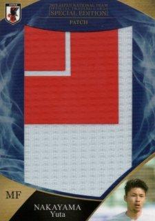 2019 EPOCH サッカー日本代表スペシャルエディション ビッグパッチカード 中山雄大【20枚限定】MINT梅田店 MIRU様[10月]