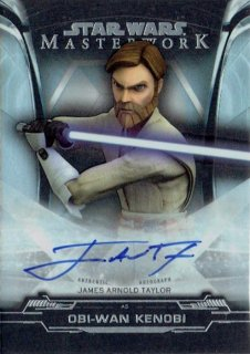 2019 TOPPS STAR WARS MASTER WORK Autograph  Rainbow James Arnold Tylor 【50枚限定】 / MINT立川店 オラフ様[11月]