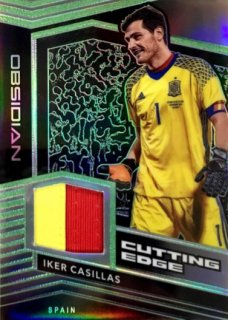 2019-20 Obsidian Cutting Edge Iker Casillas 【25枚限定】 / MINT浦和店 プジョール様[2月]
