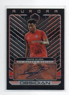 2019-20 Obsidian soccer Aurora Autographs  D.alaba 【50枚限定】/ MINT池袋店 クリンスマン様[2月]
