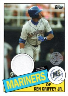 2020 Topps Series 1 Ken Griffey Jr. Game Used Jersey MINT梅田店 エポ様[3月]