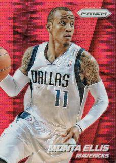 14-15 PRIZM Red Pulsar Monta Ellis【25枚限定】 えびすスポーツカード CP1様