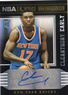 14-15 PANINI HOOPS RC Auto Cleanthony Early 福岡店 レブロン様