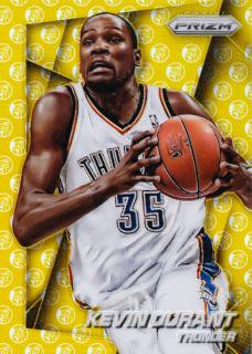 2014-15 PANINI PRIZM H KEVIN DURANT  GOLD 【10枚限定】/ MINT札幌店 006 よし様