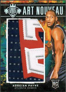 14-15 COURT KINGS Patch Adreian Payne【10枚限定】えびすスポーツカード VC様